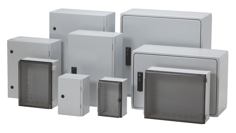 Various Types of Enclosures for Electrical Equipment