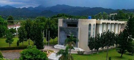 PIEAS the number one Electrical Engineering university in Pakistan