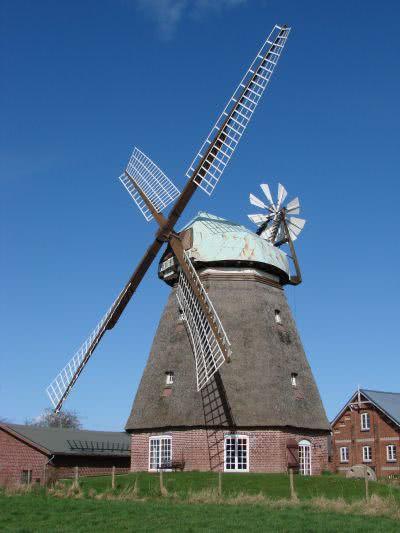 Dutch Wind Turbine