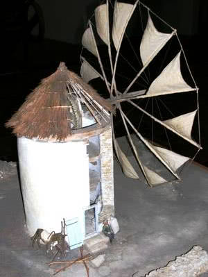 Tower Wind Mill