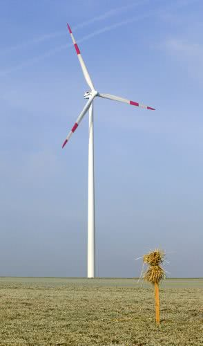 Wind Power Plants for Wind to Electrical Energy Conversion