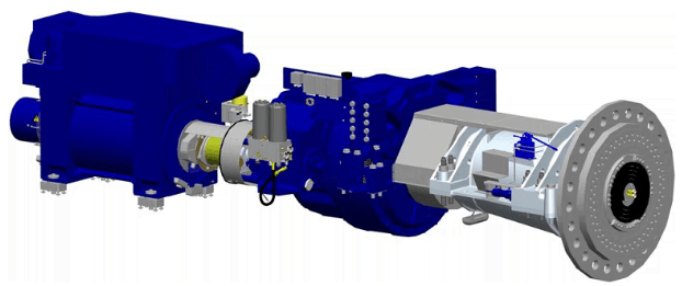 Connection of Wind Power Plant Components: Generator