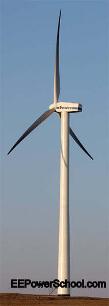 Wind Power Plant - HAWT