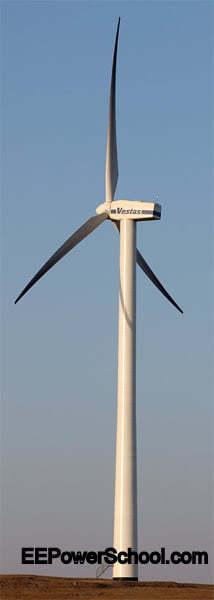 Wind Power Plant - HAWT
