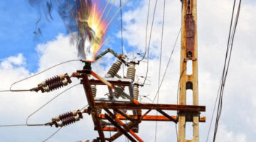 Electrical faults in power system