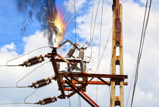Faults in Power System